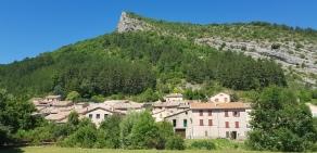 Village de Séderon - photo Sylvie Frachinous